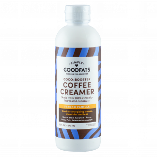 coconut coffee creamer vanilla
