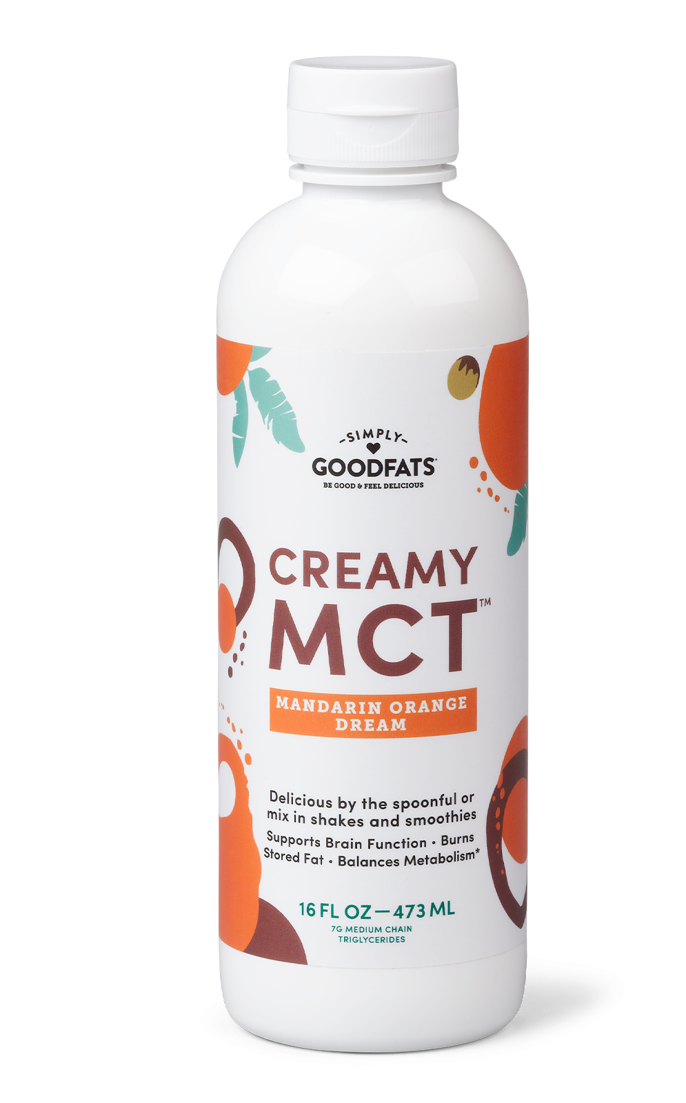 Healthy Good Fats from Creamy MCT Coconut Oil for Keto Diets